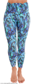 Legging Ruffle - butterfly party
