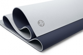 "Manduka PRO 71"" - Black Luster - Limited Edition Metallic"