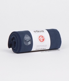 Manduka eQua Towel - Midnight