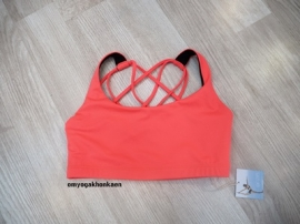 chic bra -watermelon
